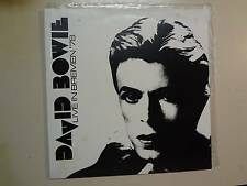DAVID BOWIE: Live In Bremen '78-Euro. LP PCV,Man Who Sold The World TV- Special