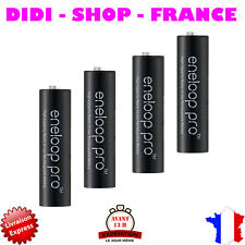 LOT 4 PILES ACCUS RECHARGEABLE AAA 1.2V 3800mAh | LR03 LR3 R03 R3 NI-MH BATTERIE