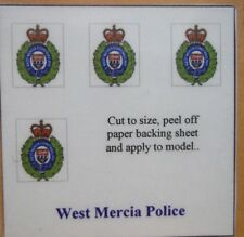 West Mercia Police Stickers (G)