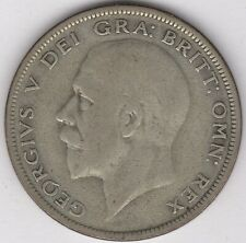 1930 George V Half Crown | Key Date | Pennies2Pounds