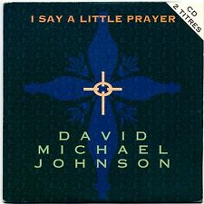 - CD SINGLE - DAVID MICHAEL JOHNSON