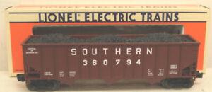 Lionel 6-52038 Southern LCCA Hopper w/Coal Load NIB