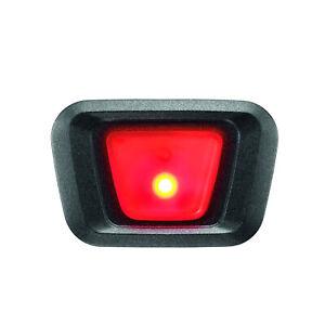 Uvex Plug-In LED XB 048 - Helmrücklicht (rot)