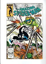 The Amazing Spider-Man #299 1988 1st cameo appearance of venom