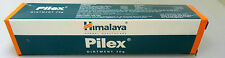 Himalaya 30g Pilex Cream Ointment for Relief from Piles Hemorrhoids Bleeding USA