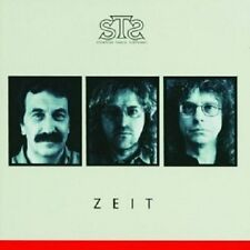STS - ZEIT  CD  12 TRACKS DEUTSCH-ROCK & POP / SCHLAGER  NEU