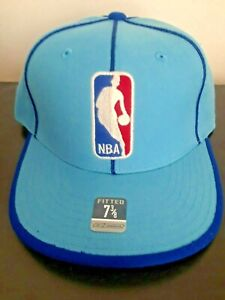 NBA Logo Cap, Brand New Fitted by Reebok
