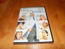 DR. T & THE WOMEN Richard Gere Liv Tyler Laura Dern Helen Hunt Tara Reid DVD NEW