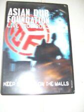 Asian Dub Foundation : Live Tour 2003 ( DVD Live  )