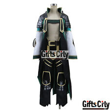 Rokka: Braves of the Six Flowers Goldof Auora Uniform Clothes Cosplay Costume