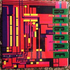 THE TAXI GANG • Electro Reggae • Vinile LP • 1988 Mango