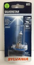 (New) Sylvania Silverstar H11 High Performance Headlight Bulb
