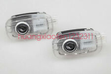 2x Laser LED Door courtesy Projector Light For Mercedes C216 CL 2006 W221 W216