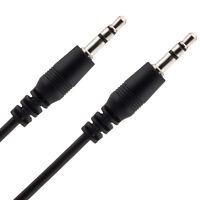 AUX Kabel KFZ für Samsung Galaxy S3 S4 S5 Mini S6 S7 Edge Audio Klinken Stecker