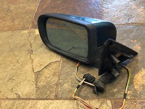 1995-2001 BMW E38 Driver Side Exterior View Mirror Ascot Green 740iL 740i