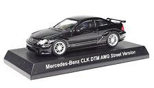 Mercedes-Benz AMG CLK DTM Rue Version noir 1:64 de kyosho