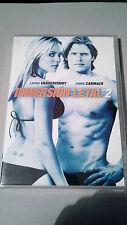 """DVD """"INMERSION LETAL 2"""" COMO NUEVA LAURA VANDERVOORT CHRIS CARMACK STEPHEN HEREK"""
