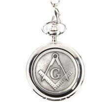 Masonic G Pocket Watch - God / Geometry