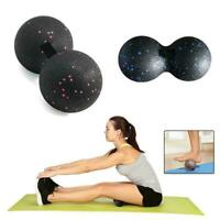 Yoga Balancing Massage Ball Tactile Exercises Trainer Pilates Stabilizer Fa K2W6