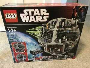 **New** Sealed LEGO 10188 - Star Wars: Death Star