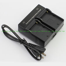 Dual Digital Camera Battery Charger for Sony NP-F970 F570 F750 F970 F770 F750