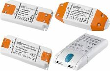 Varios LED Transformador Fuente Alimentación Para Leds Prim. 12-240V Sek. 12-32V