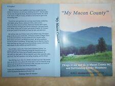 Smoky Mountain North Carolina Travel DVD Vacation visit Macon county