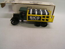 Ertl SICO 1925 Kenworth Stake Truck Load of Barrels MIB Diecast Bank Mt Joy PA