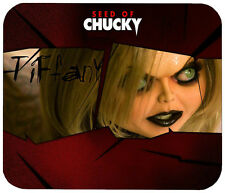 SEED OF CHUCKY MOUSE PAD 1/4 IN. TV HORROR MOVIE MOUSEPAD
