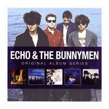 Original Album Series - 5 DISC SET - Echo & The Bunnymen (2010, CD NUEVO)