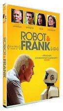"DVD NEUF ""ROBOT & FRANK"" Frank LANGELLA James MARSDEN Liv TYLER Susan SARANDON"