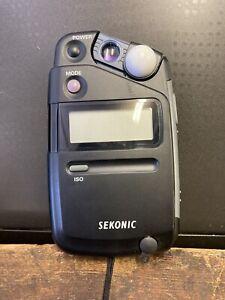 Sekonic Flashmate Exposure Light Meter Model L-308B