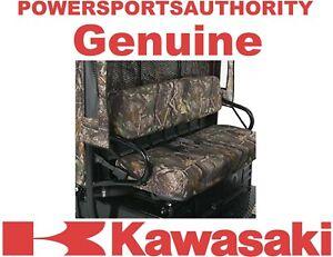 2001-2021 Kawasaki Mule 3000 3010 4000 4010 OEM Camo Seat Cover KAF30-037RTX