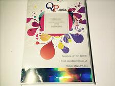 A4 rivestita in Resina 220gsm WHTE Premium Grade A Getto D'inchiostro Carta Fotografica, (50 fogli)