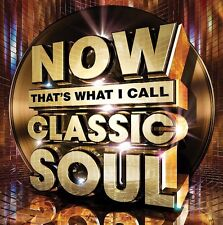 NOW THATS WHAT I CALL CLASSIC SOUL BRAND NEW SEALED 3CD