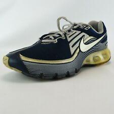 2006 NIKE AIR MAX 180 Men's Blue Gray Sneakers 314023-412 Size 11.5 45.5