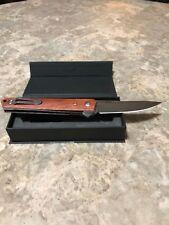Boker Plus Kwaiken Limited Edition knive (Bubinga wood scales)