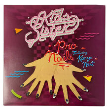 """Kid Sister Pro-Nails Featuring Kanye West LP 12"""" Vinyl Record"""