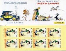 TIMBRE FRANCE NEUF BANDE CARNET N° BC3370a ** GASTON LAGAFFE