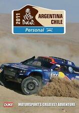 Dakar Rally 2011 - Official review (New DVD) Argentina Chile Sainz Despres