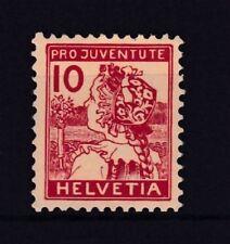 Schweizer Bundespost-Briefmarken (bis 1944) Postfrische
