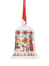 Hutschenreuther - Weihnachtsglocke 2019 - Porzellanglocke - Glocke - NEU - OVP