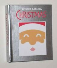 "Robert Sabuda~""CHRISTMAS"" Pop-Up book~SIGNED 1st prtg~Great stocking stuffer!"