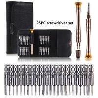 25 IN 1 small precision Torx screwdriver repair Tool Set Kit Fix Tool S