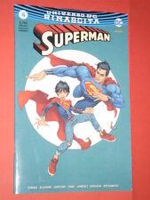 UNIVERSO DC RINASCITA- SUPERMAN- N° 4 -in 1°edizione regolare -spillato- LION