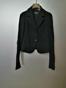 Patrizia Pepe giacca donna lana Tg. 42 | woman's wool blazer jacket
