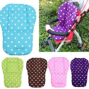 Chair Mat Car High Baby Stroller Seat Cushion Cushion Soft Pad for Stroller Mats