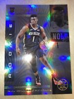 Zion Williamson 2019-20 Illusions Holo Foil Refractor Rookie RC Base Pelicans!