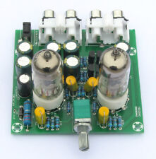 Pre-amp Valve Tube PreAmplifier Board 6J1 Bass on Musical Fidelity X10-D circuit