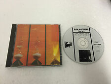 Raw Material Time Is...GERMAN SPM Records – SPM CD 028 01 CD